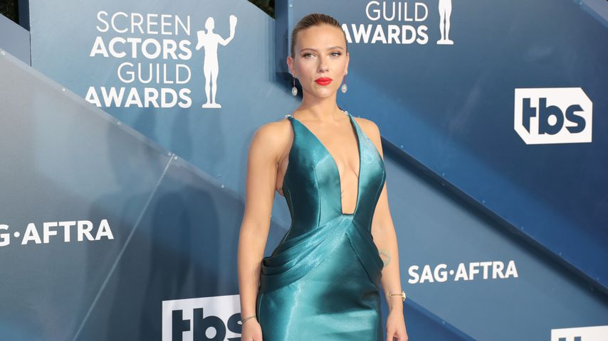 Scarlett Johansson im Januar 2020 in Los Angeles