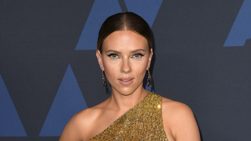 Scarlett Johansson, Oktober 2019