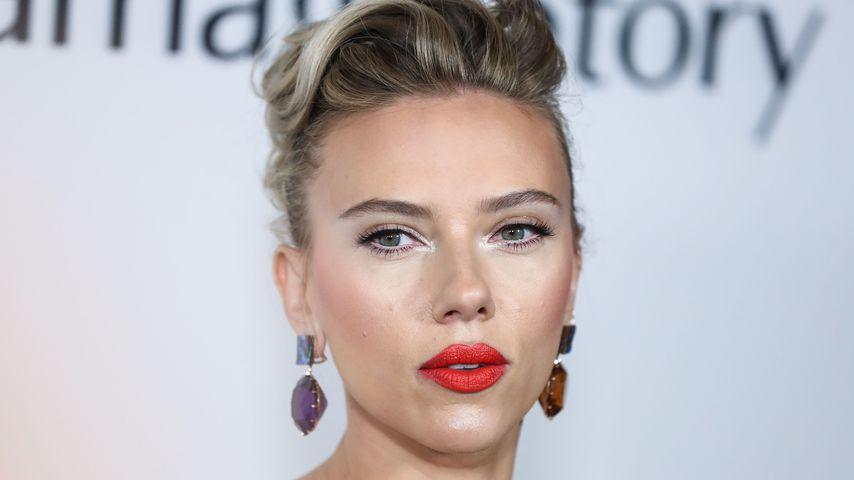 Scarlett Johansson bereut ihre Zusage zur Transgender-Rolle