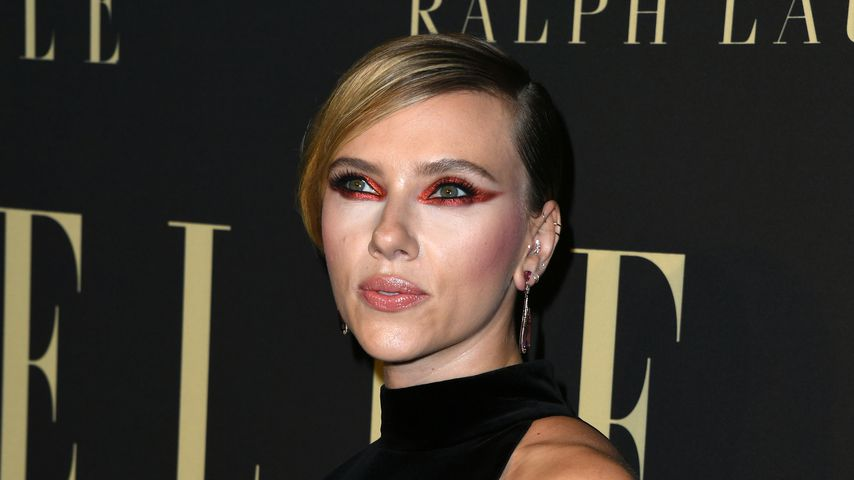 Scarlett Johansson im Oktober 2019