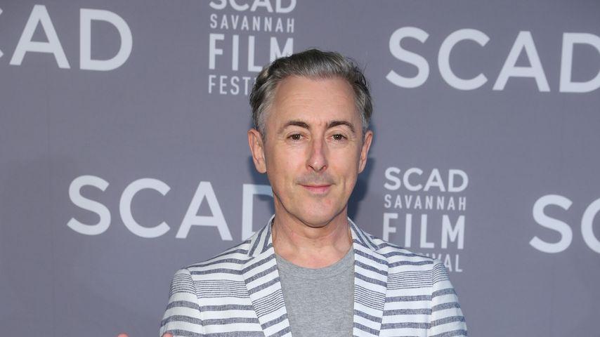 Schauspieler Alan Cumming im Oktober 2019