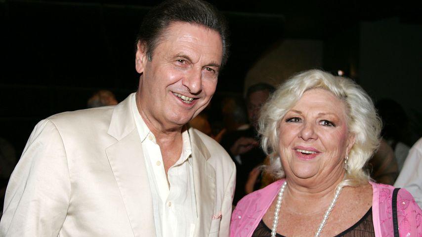 Schauspieler Joe Bologna mit Renée Taylor