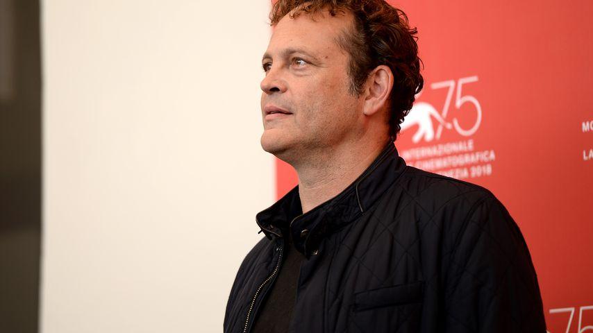 Schauspieler Vince Vaughn beim Filmfestival in Venedig