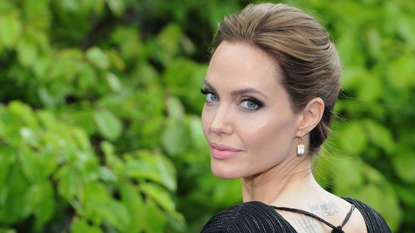 Wegen Brad: Angelina Jolie vier Stunden vom FBI verhört!