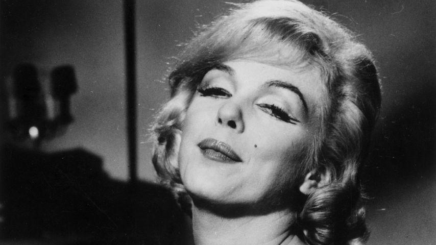 Schauspielerin Marilyn Monroe 1960