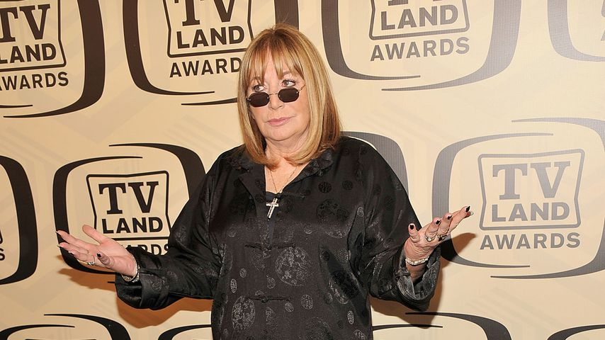 Schauspielerin Penny Marshall bei einem Event in New York