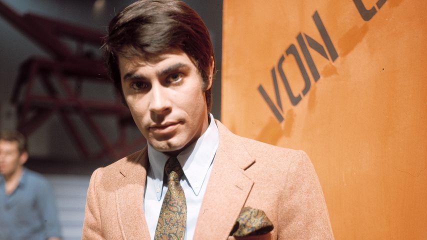 Schlagerlegende Roy Black in den 1970er Jahren