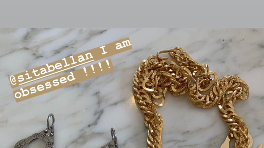 Schlangen-Schmuck von Kim Kardashian