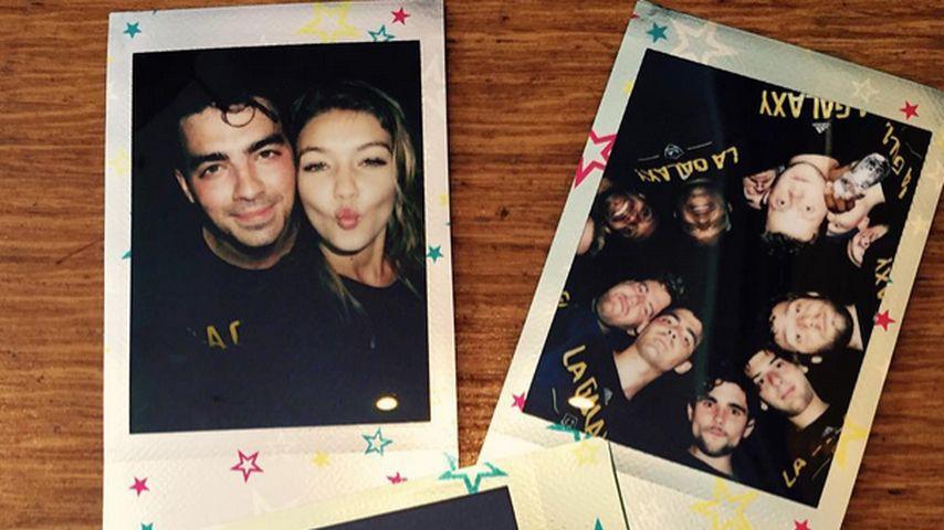 Gigi Hadid und Joe Jonas