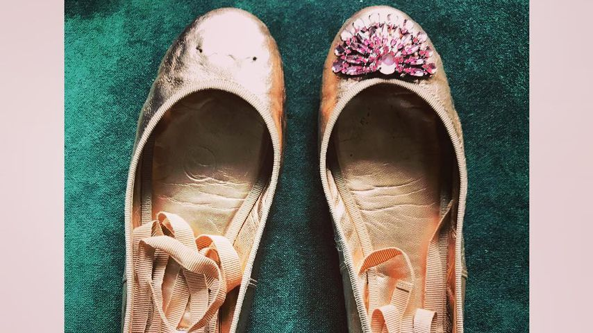Schuhe von Clare Bowen