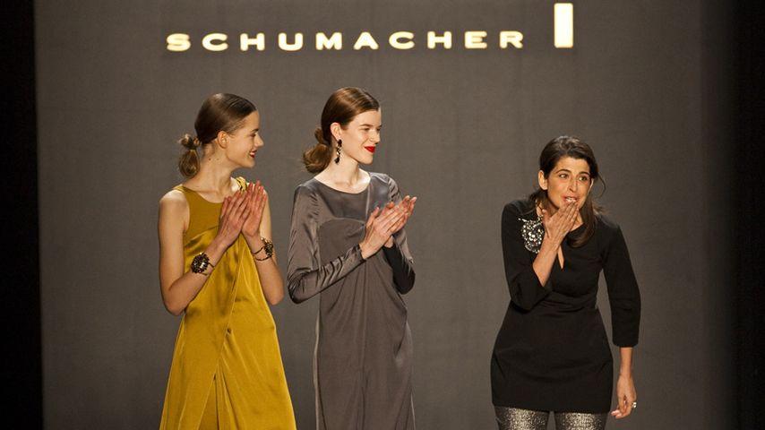 Schumacher lässt die Fashion-Rosen erblühen