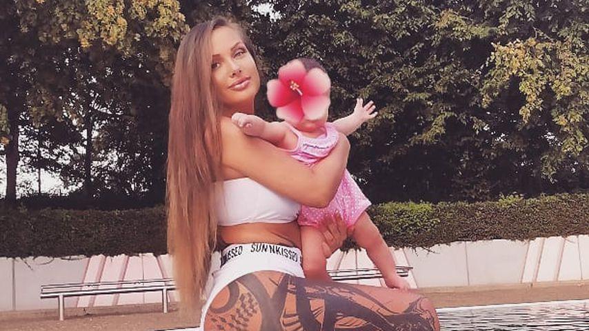 Schwesta Ewa mit ihrer Tochter