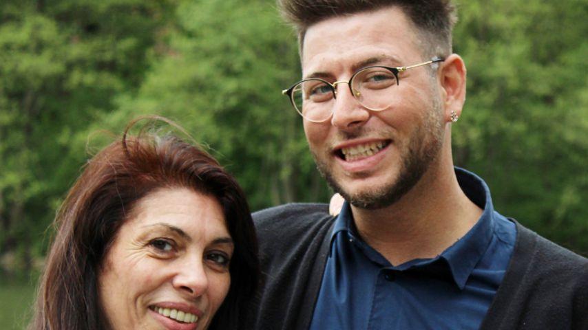 """Andrea und seine Mama Lina, """"Schwiegertochter gesucht"""" 2020"""