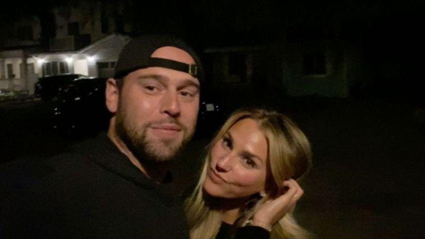Scooter Braun mit seiner Frau Yael