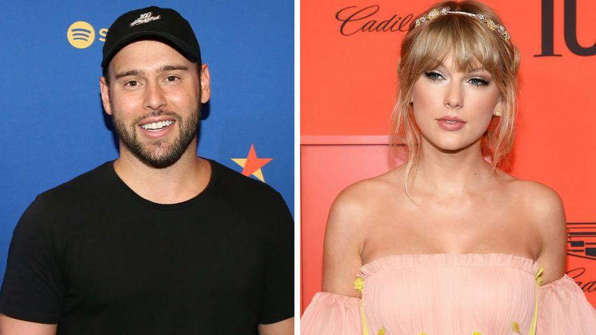 Wegen Streit mit Scooter: Taylor Swift will Statement setzen