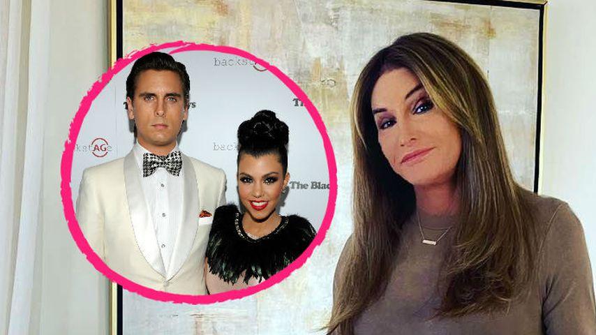 Caitlyn Jenner hofft auf Versöhnung von Kourtney und Scott