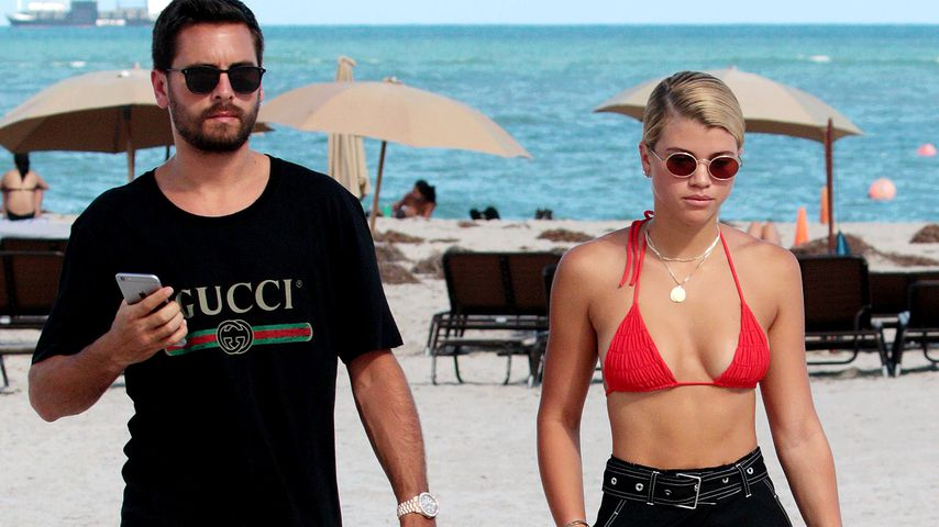In Miami erwischt: Mega-Fight bei Sofia Richie & ihrem Scott