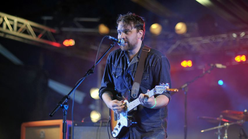 "Nach Tod von Frontmann: 1. Statement von ""Frightened Rabbit"""