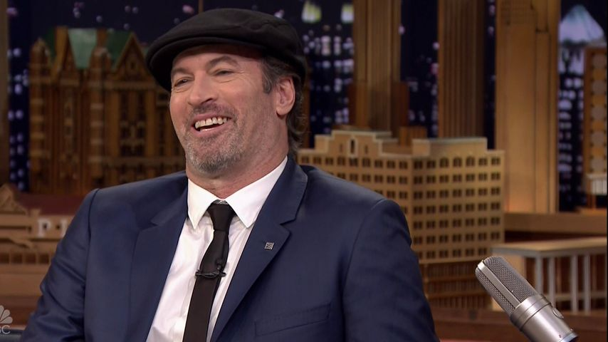 "Luke-Darsteller Scott Patterson zu Gast in der ""The Tonight Show Starring Jimmy Fallon"""