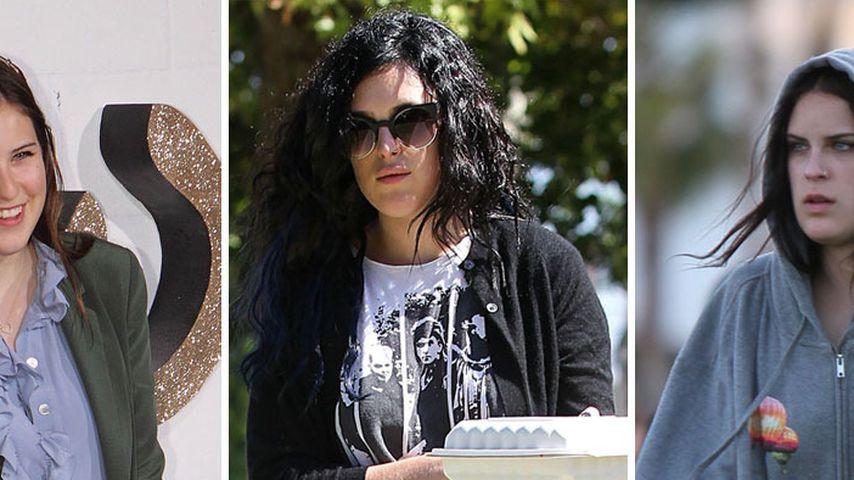 Demi Moores Töchter geben sie niemals auf!