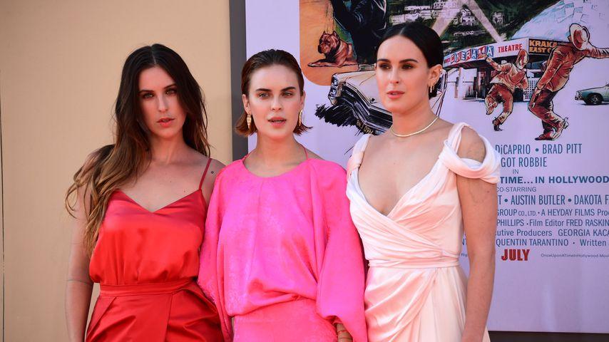 Ashton-Ehe: Demi Moores Töchter fühlten sich vernachlässigt
