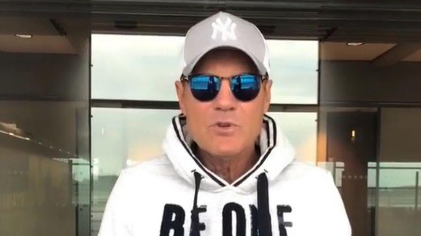 Nach Kritik: Dieter Bohlen entschuldigt sich für Hoodie-Fail