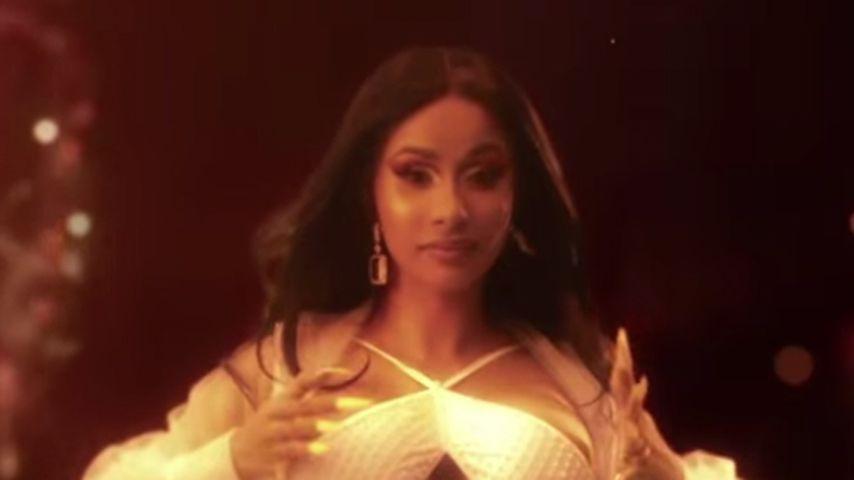 Heiß: Cardi B im Musikvideo mit French Montana fast nackt