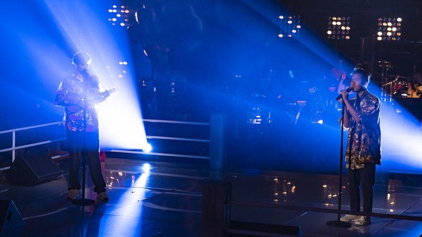 """Sean Koch und Duc-Nam Trinh in den Battles bei """"The Voice of Germany"""" 2020"""
