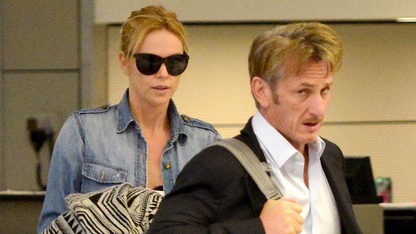 Blonder Sean Penn: Er überrascht mit neuer Frisur