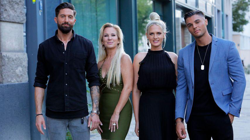 Claudia Norberg und Co. suchen Liebe in Promi-Kuppelshow