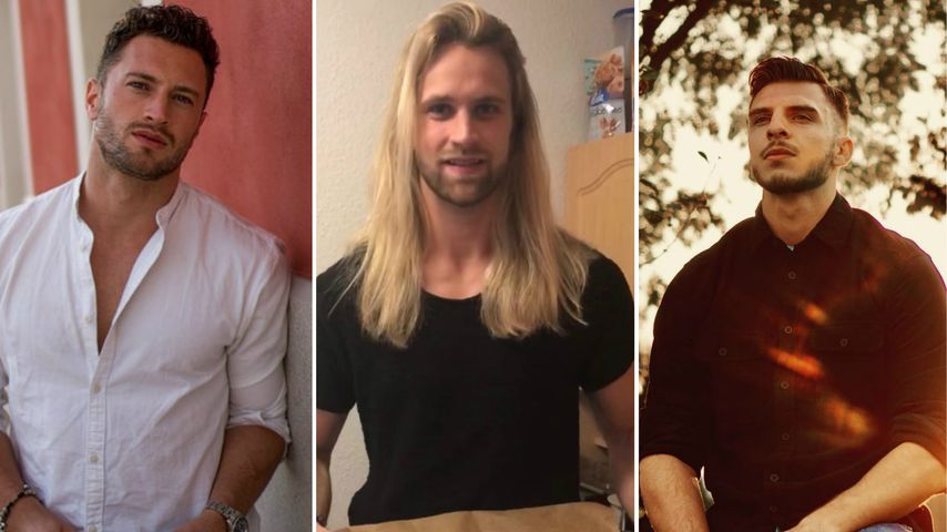 Polizist, Model & Bodybuilder: Die neuen Bachelorette-Boys