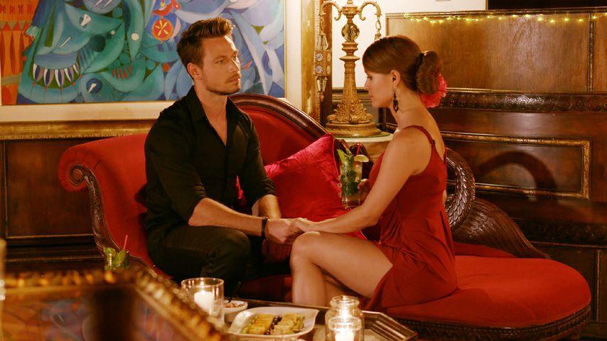 Bachelor Sebastian Pannek und Kattia Vides