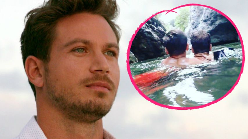 Drama! Sebastian Pannek rettet kleinen Jungen vor Ertrinken