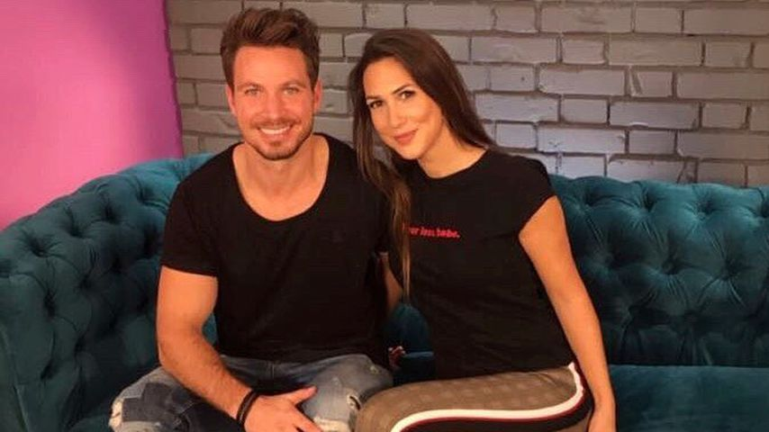 """Sebastian Pannek und Clea-Lacy Juhn, """"Bachelor""""-Paar"""
