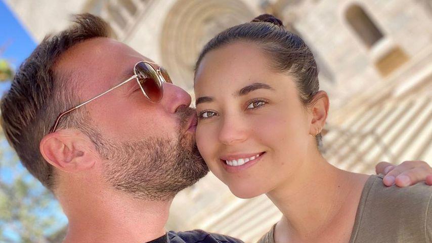 Bastian Yotta und seine Marisol Ortiz im Juni 2020
