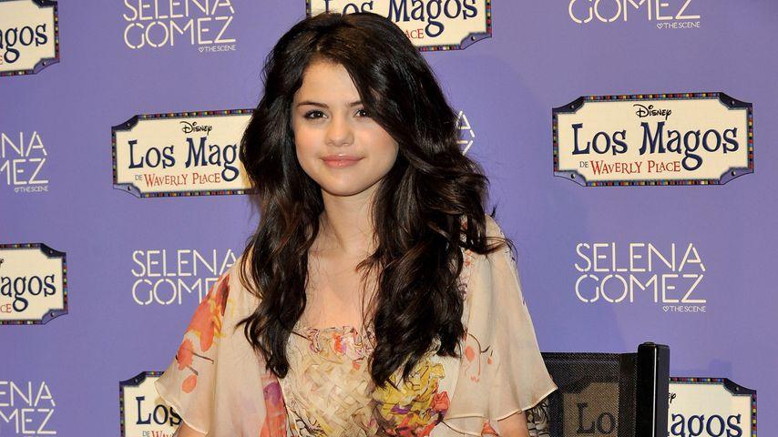 Selena Gomez im März 2010 in Madrid