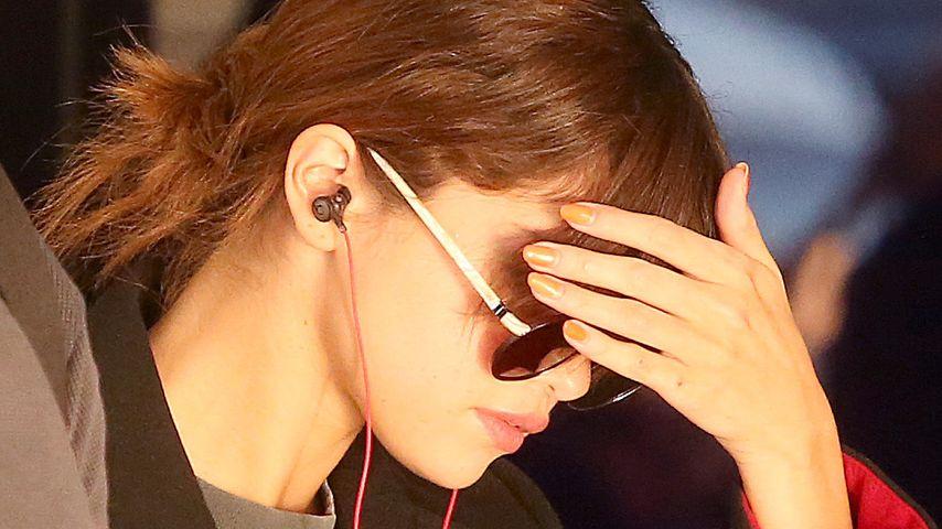 Selena Gomez am Brisbane Airport