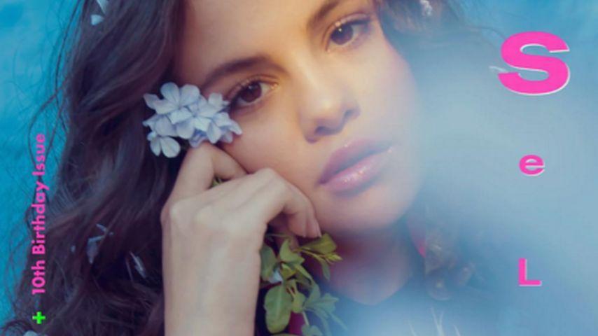 Nach Oben-Ohne-Cover: Selena Gomez ist auch verhüllt sexy