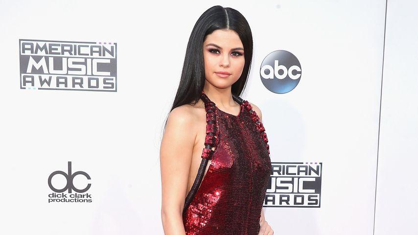 Selena Gomez bei den AMAs