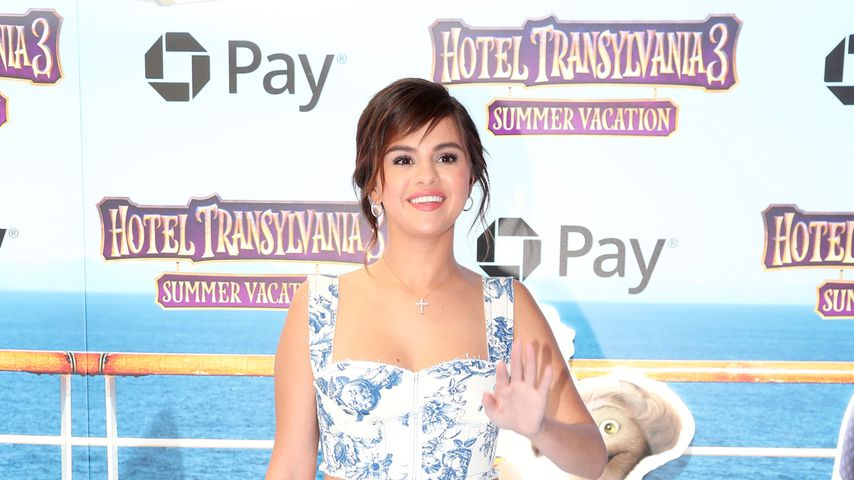 """Selena Gomez bei der Premiere von """"Hotel Transylvania 3"""""""