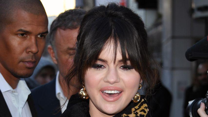 Selena Gomez im Dezember 2019 in Paris