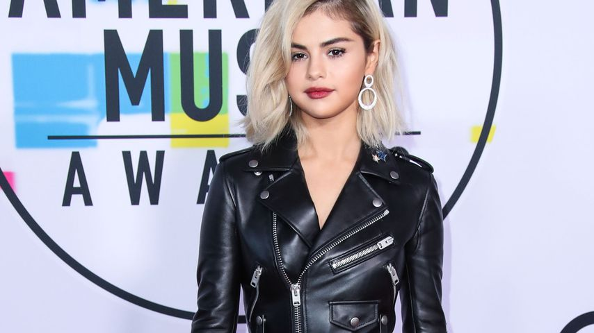Selena Gomez bei den American Music Awards 2017