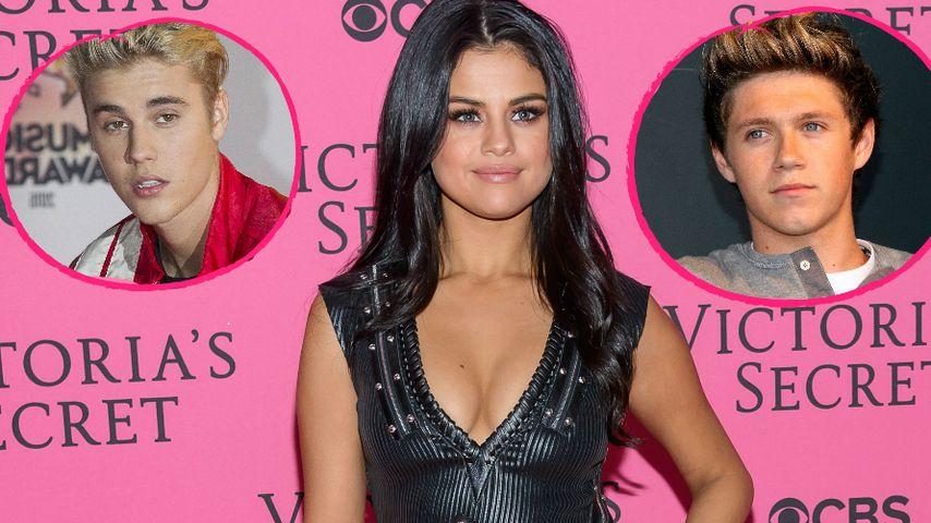 Vor die Wahl gestellt: Selena Gomez nimmt 1D-Niall!