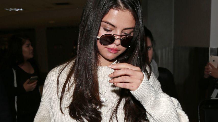 Selena Gomez am L.A.-Airport