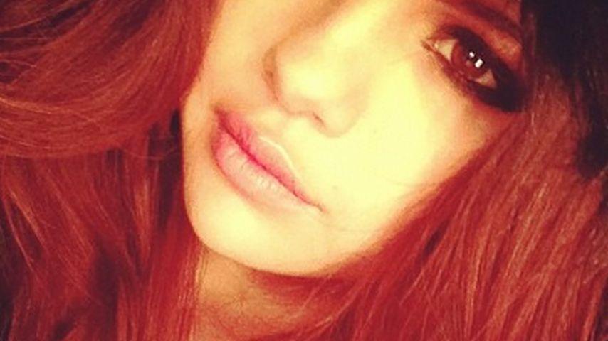 Feuerrote Haare: Selena überrascht mit neuem Look