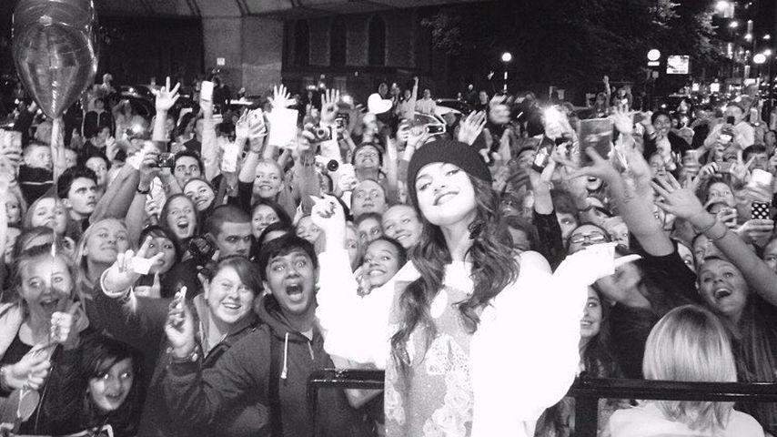 Emotional & dankbar: Selena Gomez feiert Instagram-Comeback