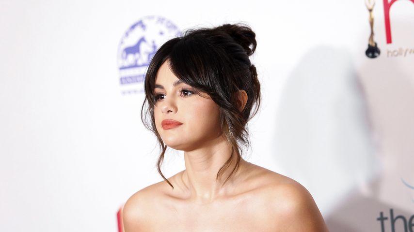 Selena Gomez im Februar 2020