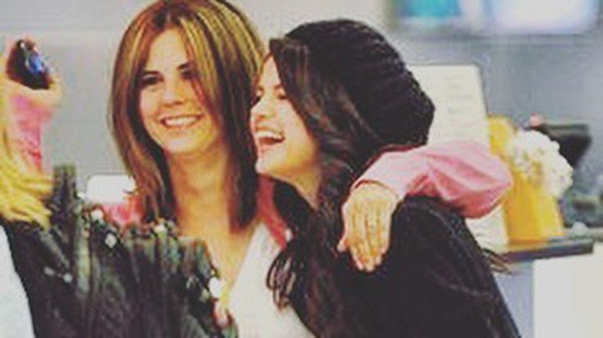 Selena Gomez mit ihrer Mutter Mandy Teefey