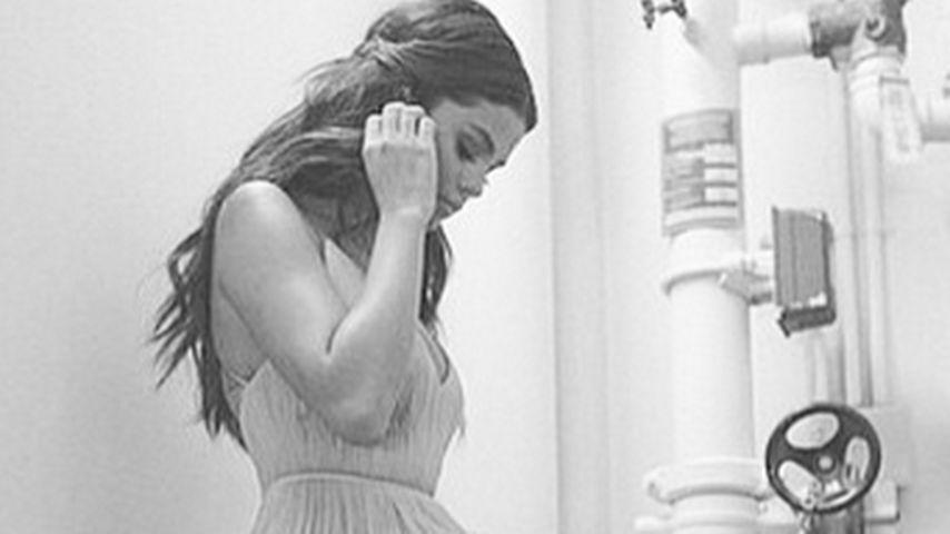 Tränenreiche Proben: Selena Gomez total emotional