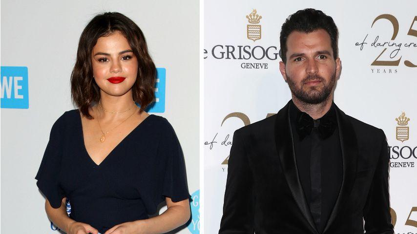 Selena Gomez: Flirtet sie ihren Liebeskummer in Italien weg?
